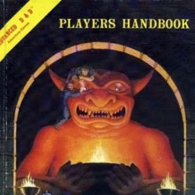E601 - Was the Art in the AD&D 1e Core Books as Good as We Remember?