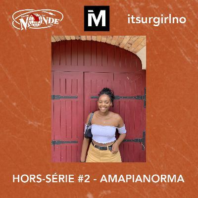 Hors-série #2 : L'amapiano, un genre musical en ascension (feat. Norma d'iMullar)