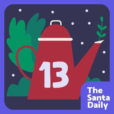 How does Santa deliver presents? (Dec 13th)