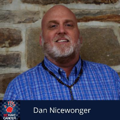 Pastor Dan Nicewonger, Author of The Journey Continues; One Man's Journey Through Terminal Illness