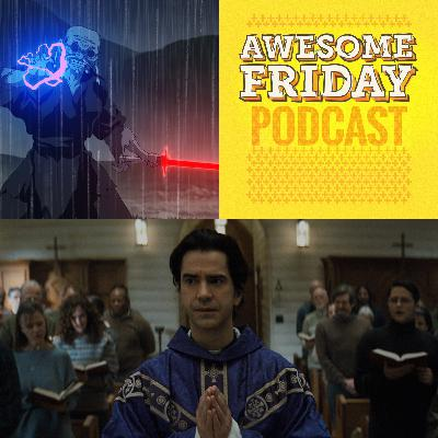 Episode 11: Awesome Friday Movie Podcast: 'Star Wars: Visions' & 'Midnight Mass'