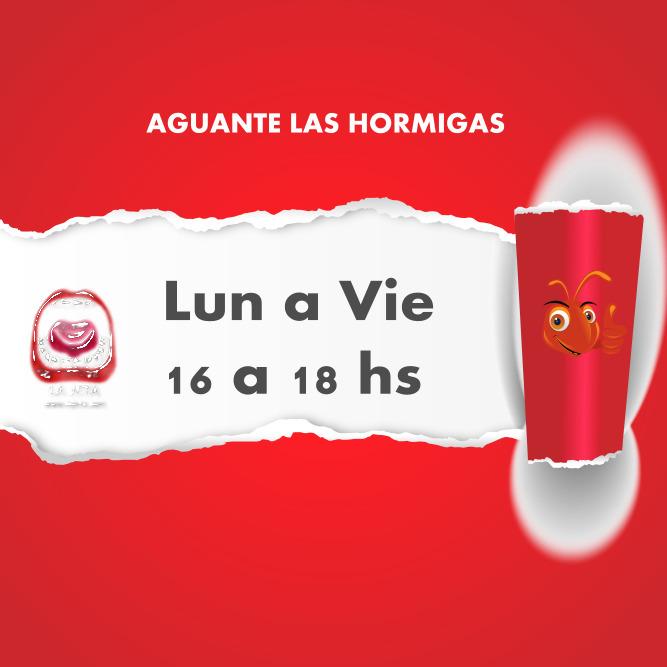 Programa Completo De Aguante Las Hormigas 23-08-19