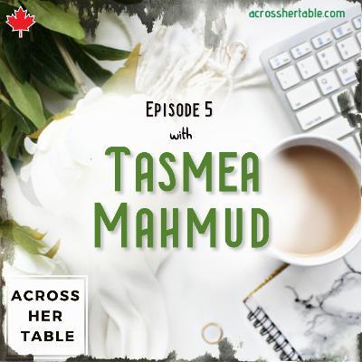 Ep#05: Tasmea Mahmud - A biochemistry major finds her true calling in designing children's books