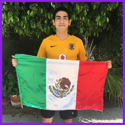 13: Adrian Ochoa, Tijuana, Mexico - Kaizer Chiefs, South Africa