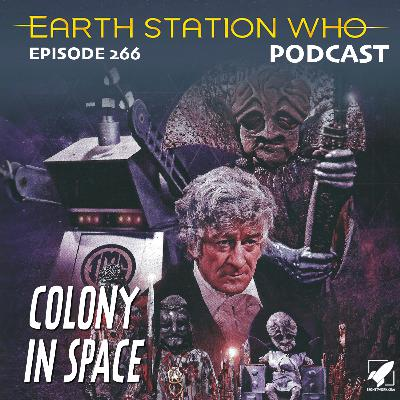 Earth Station Who - Colony In Space