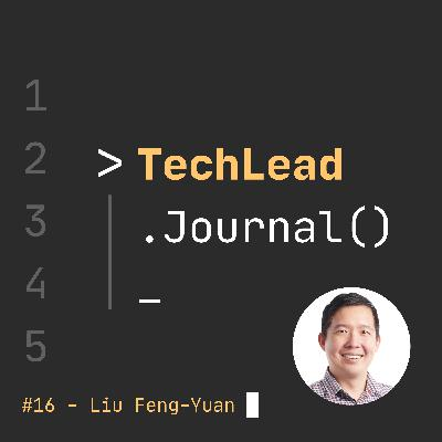 #16 - Responsible AI and Building Trust in AI - Liu Feng-Yuan