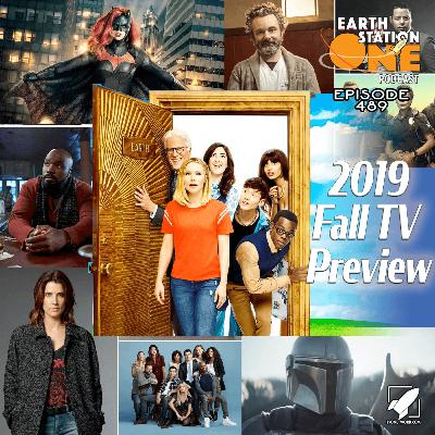 The Earth Station One Podcast – 2019 Summer Movie Wrap Up & Fall TV Preview