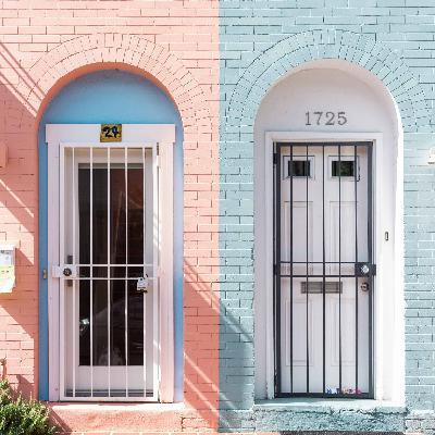 410 - Charlotte e os dois Airbnbs em que ficamos! 🏠