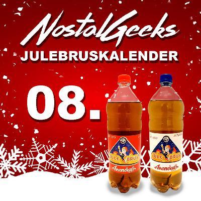 NostalGeeks Julebruskalender - 08 - Arendals Julebrus