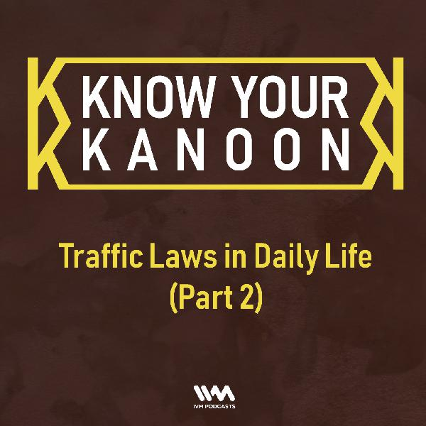Ep. 17: Traffic Laws in Daily Life (Part 2)