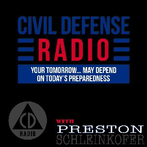 A Small Milestone for Civil Defense Radio