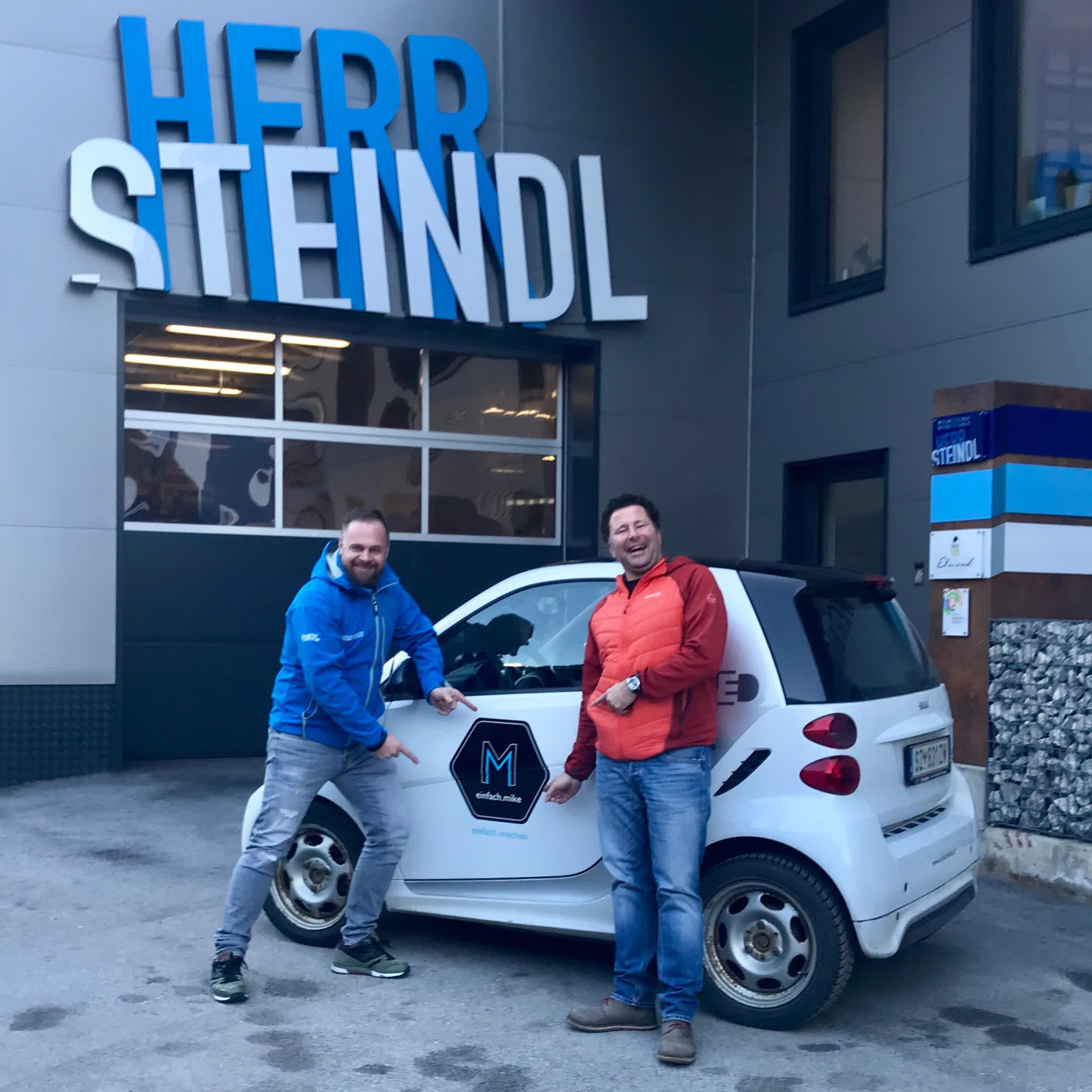 Folge 2 - Andy Steindl HERRSteindl über seinen Zugang als Übernehmer