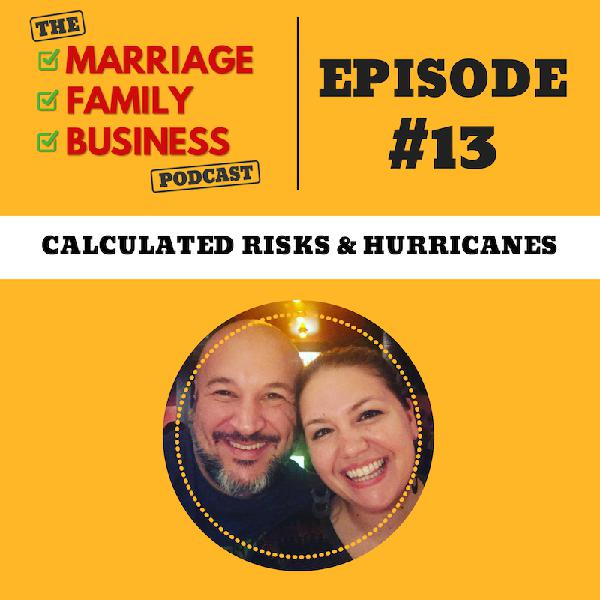"Calculated Risks & The ""F"" Hurricanes EP 13"