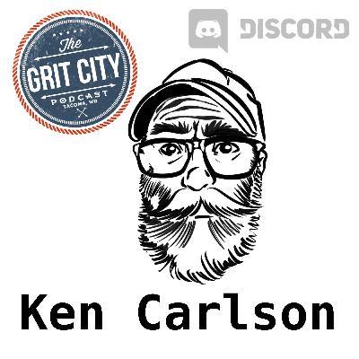 Writer, Director, Artist - Ken Carlson Returns!