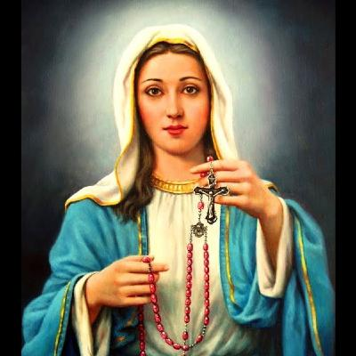 Mary, The Rosary, & The Scapular