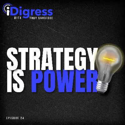 #StrategyIsPower