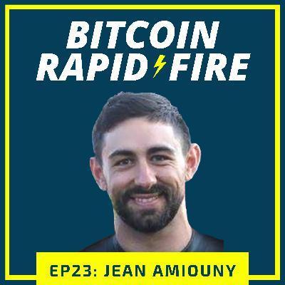 Rapid-Fire: Jean Amiouny, Shakepay