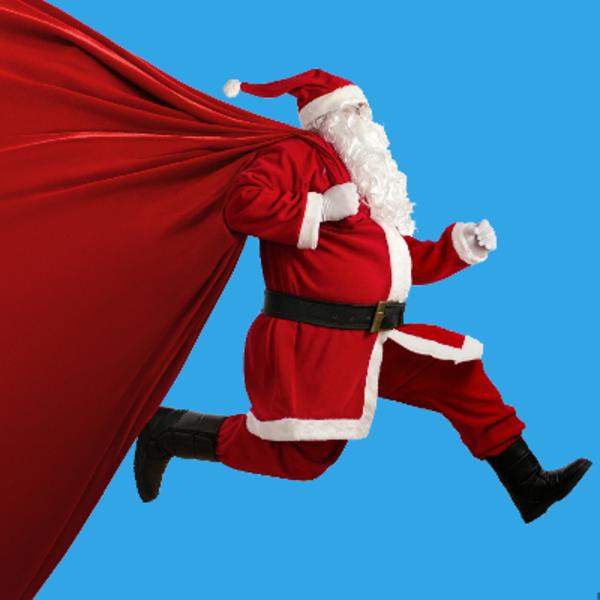 Santa Claus & the Free Gift of Universal Basic Income