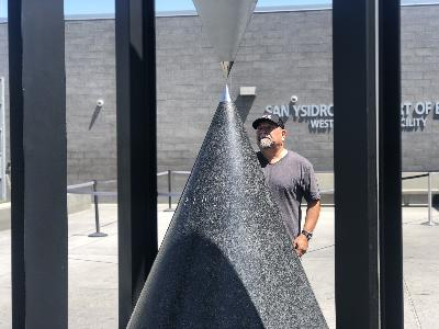 Border Art: The Godfather
