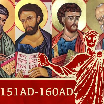 Who Wrote the Gospels? | 151AD-160AD