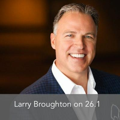 Larry Broughton Discusses the Challenges of His Education