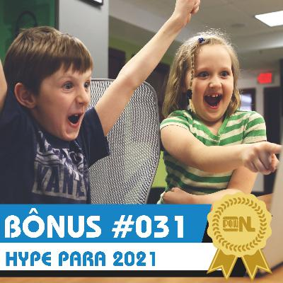 Nintendo POWdcast Bônus #031 – Aquele do Hype para 2021