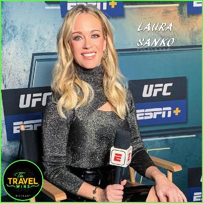 Laura Sanko | fighter to commentator