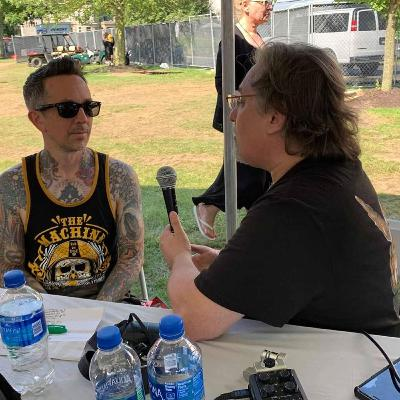 #574 MTRS - Kevin Roentgen (Buckcherry), The Suede Brothers