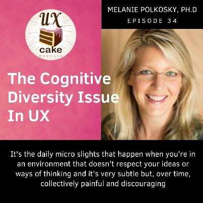 The Cognitive Diversity Issue in UX