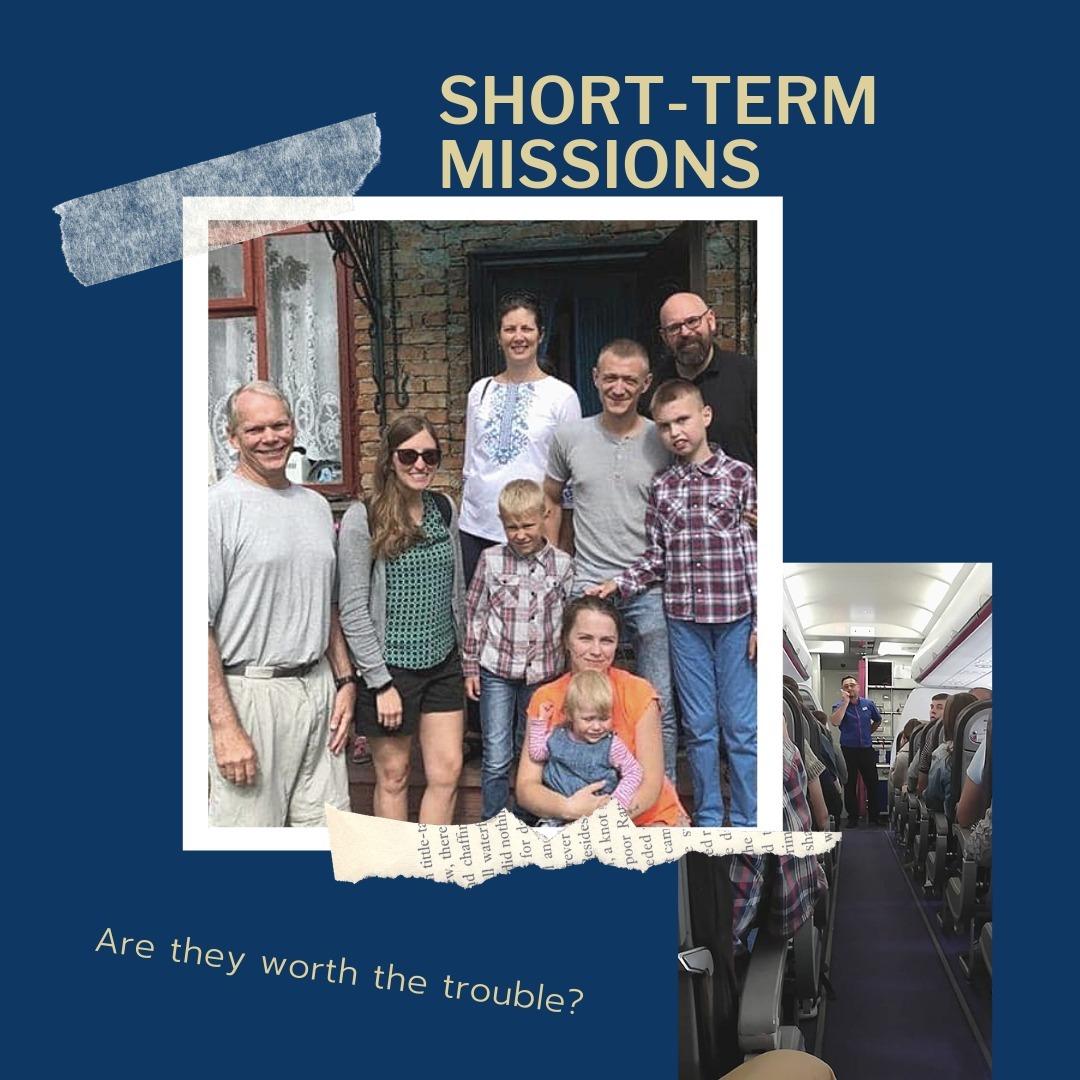 Short-Term Missions: Season 2 Episode 2