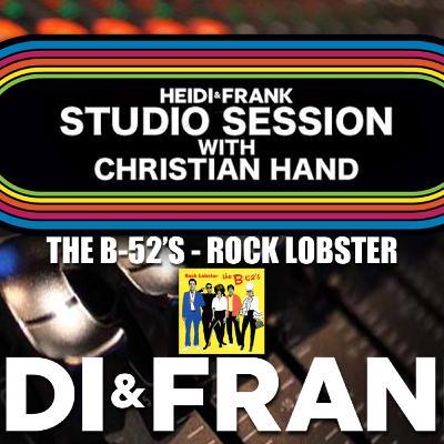 HF Studio Session With Christian James Hand 08/23/21