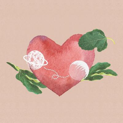 حب حلو وبعيد