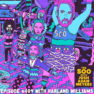 409 - The Doors - Strange Days - Harland Williams