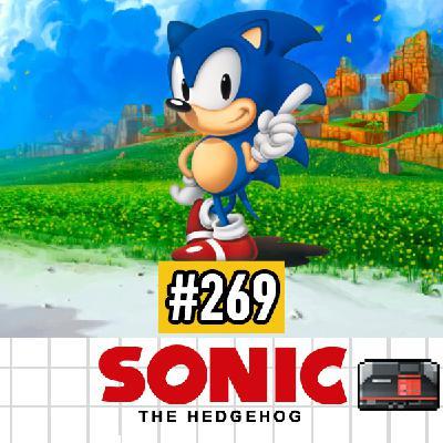 Fliperama de Boteco #269 – Sonic 1 (Master System)