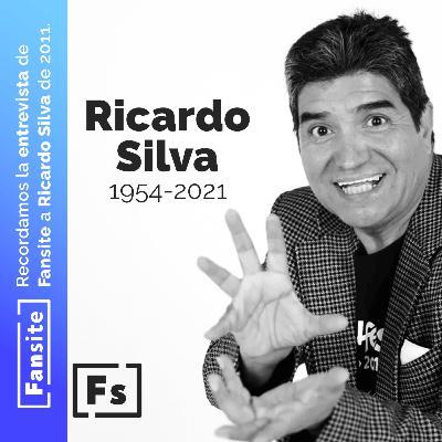 Recordamos la entrevista de Fansite a Ricardo Silva en 2011