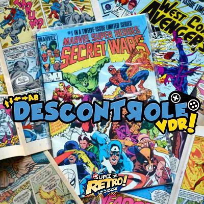 DESCONTROLE VDR 05 – Quadrinhos