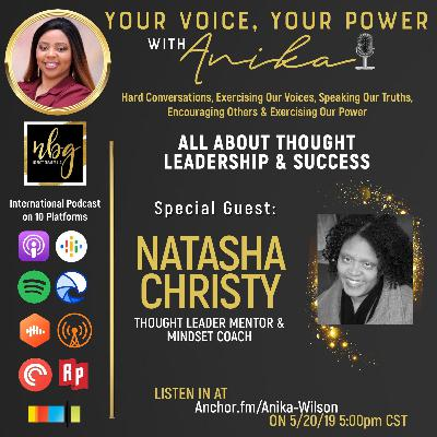 The Thought Leader Mentor-Natasha Christy