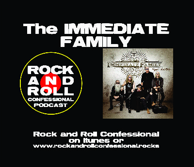 The Immediate Family - 5 of the greatest studio & touring musicians talk about their new EP and great music stories!