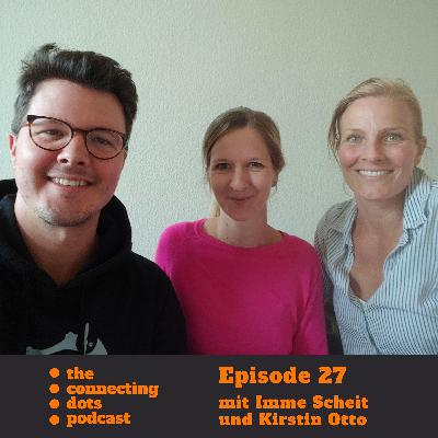 #27: drei Planeten mit ihren eigenen Gesetzen - mit Imme Scheit & Kirstin Otto