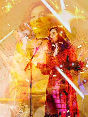 Mandy Harvey: America's Got Talent 'Golden Buzzer' Winner, Singer, Songwriter, and Inspirational Speaker, Lost Her Residual Hearing at the Age of Nineteen