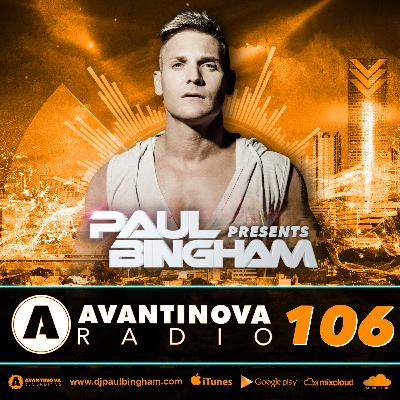 106 - PAUL BINGHAM - AVANTINOVA RADIO