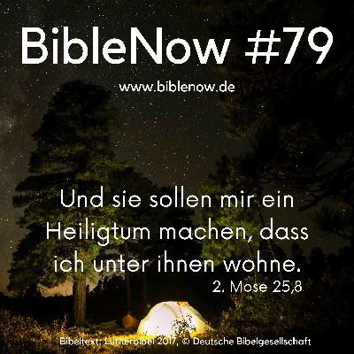 BibleNow #79: 2. Mose 24,1-25,9