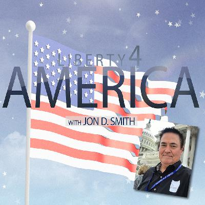 No Break in Four Years on Liberty 4 America with Jon Smith