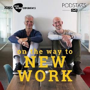 #182 mit Catharina Bruns, Founder of Happy New Monday, Creator of workisnotajob. Vorstand Kontist Stiftung