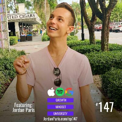 How A Growth Mindset Will Drastically Improve Your Life & Business with Jordan Paris | Originally Posted on Impact School with Lauren Tickner