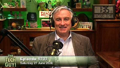Leo Laporte - The Tech Guy: 1707