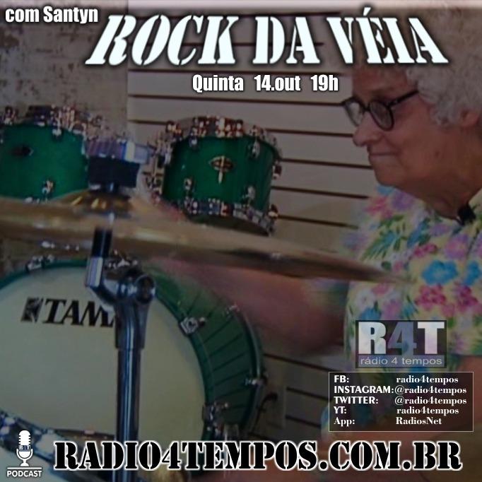 Rádio 4 Tempos - Rock da Véia 88:Rádio 4 Tempos