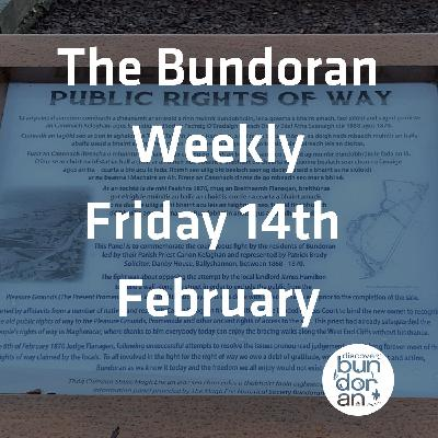 079 - The Bundoran Weekly - Friday 14th February 2020