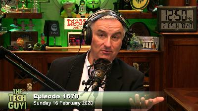 Leo Laporte - The Tech Guy: 1670