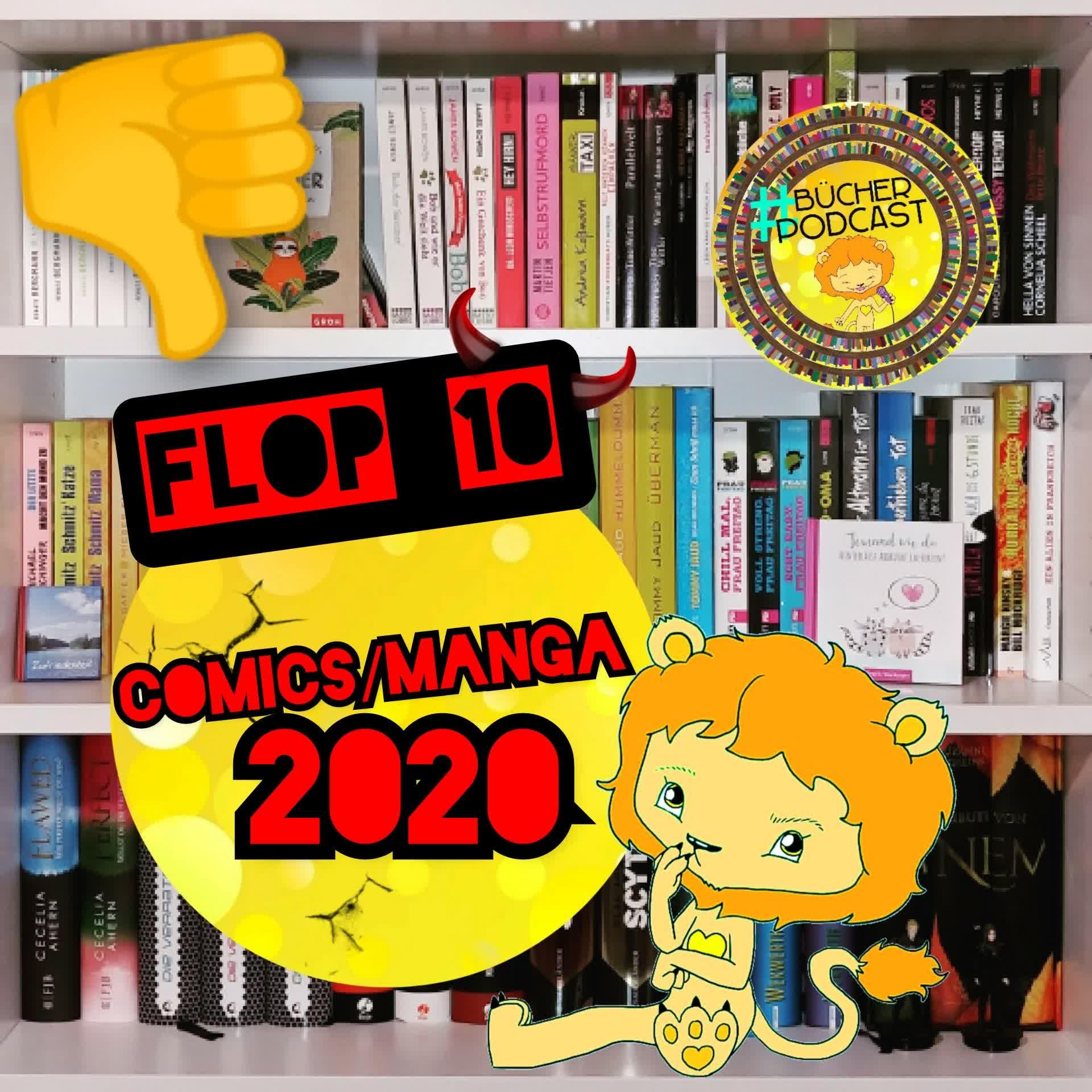 Flop 10 Comics/Manga 2020